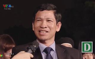 Ông Hồ An Phong - Giám đốc Sở Du lịch tỉnh Quảng Bình chia sẻ về định hướng phát triển du lịch tỉnh Quảng Bình.