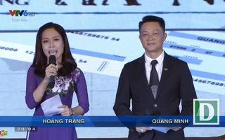 Ông Nguyễn Hữu Hoài,  Phó Bí thư Tỉnh ủy, Chủ tịch UBND tỉnh Quảng Bình phát biểu khai mạc.