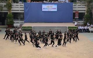 Mãn nhãn với màn vũ đạo chuyên nghiệp của học sinh Sài Gòn