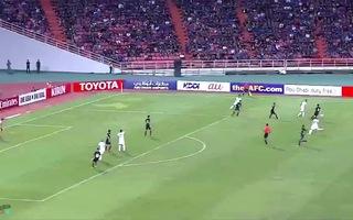 Thái Lan thua đậm Saudi Arabia trên sân nhà