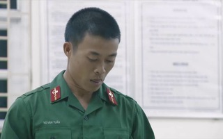 Sao nhập ngũ: Quốc Thiên, Xuân Phúc, Bình An xúc động với clip tổng hợp