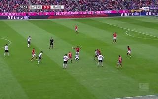 Bayern Munich 2-2 Mainz 05