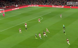 Arsenal 1-0 Doncaster Rovers