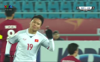 U23 Việt Nam và những khoảnh khắc lấy đi nước mắt của CĐV