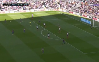 Barca 2-0 Athletic Bilbao