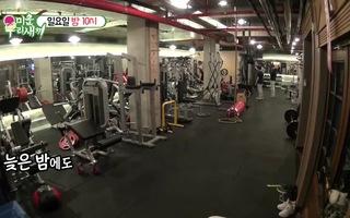 My Ugly Duckling: Kim Jong Kook tập gym