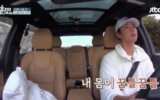 Park Bo Gum hát theo nhạc của các ca sĩ nữ