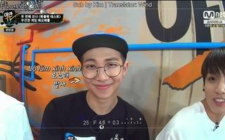 BTS Yaman TV: Rap Monster Aegyo