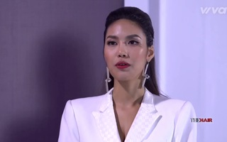 The Look: Lan Khuê chọn team Kỳ Duyên chiến thắng