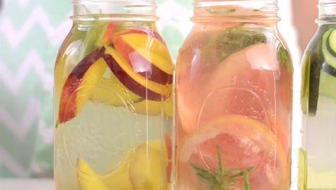4 loại nước uống giải khát bổ sung vitamin