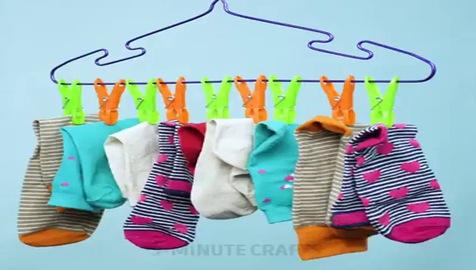Cách sử dụng móc treo quần áo có thể bạn chưa biết