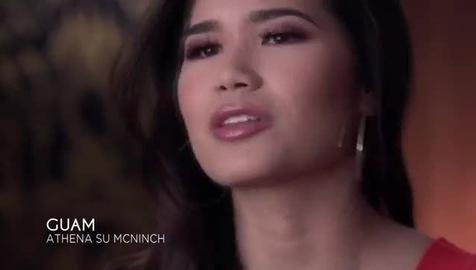 Phần giới thiệu của Miss Universe 2018.