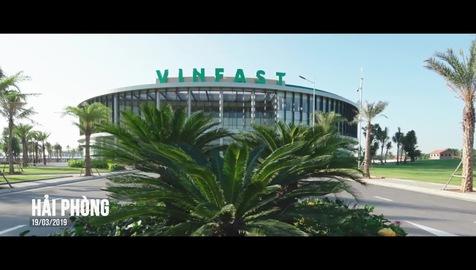 Dàn xe VinFast đầu tiên ra nước ngoài kiểm thử