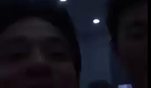 U23 Việt Nam livestream cảm ơn người hâm mộ.