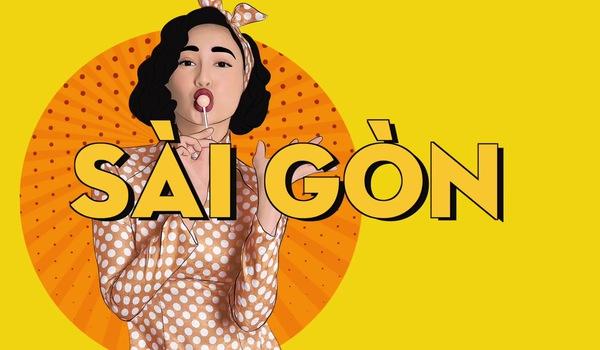 """Ca khúc """"Cô Ba Sài Gòn"""" - Đông Nhi."""