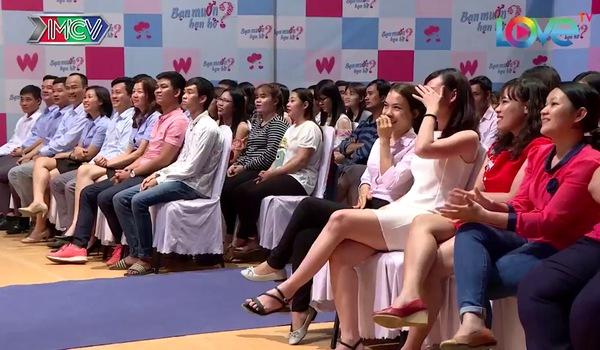 """Tập 292 """"Bạn muốn hẹn hò"""": Tiến Nghiệp – Kim Chi."""