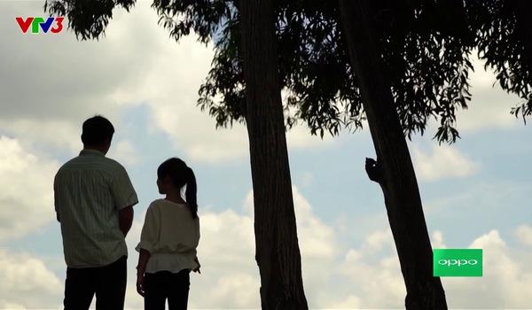 """""""Giọng hát Việt nhí"""": Ngọc Ánh đội Vũ Cát Tường khiến khán giả xúc động với ca khúc """"Trở về dòng sông tuổi thơ"""""""
