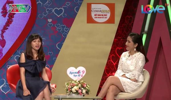 """Tập 321 """"Bạn muốn hẹn hò"""": Thành Trung - Thu Chín"""