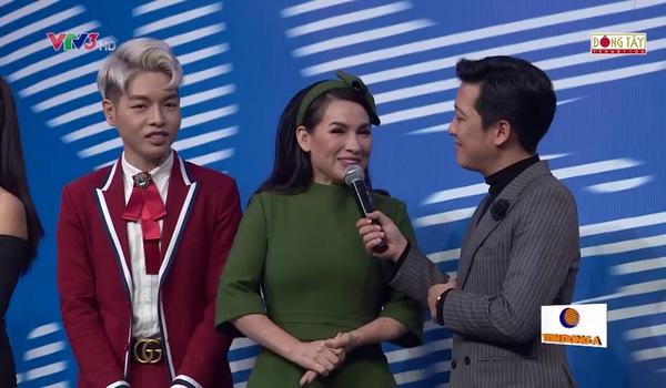 """Tập 7 """"Ơn giời, cậu đây rồi"""": Đức Phúc chinh phục giám khảo Hoài Linh nhờ màn tư vấn tình yêu """"bá đạo"""""""