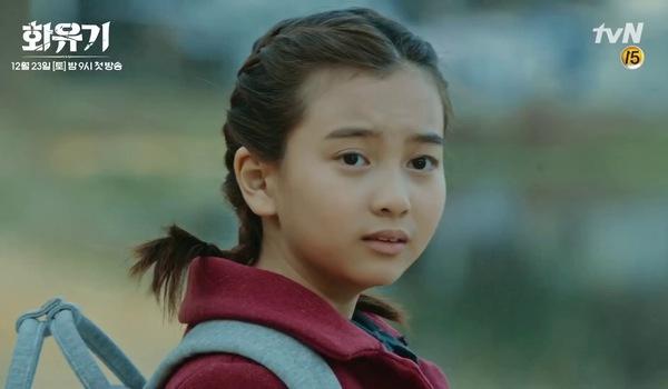 """Tập 1 """"Hoa Du Ký"""": Ma Vương thoả thuận với Jin Sun Mi lúc bé, gián tiếp mở ra hành trình """"Hoa Du Ký"""""""