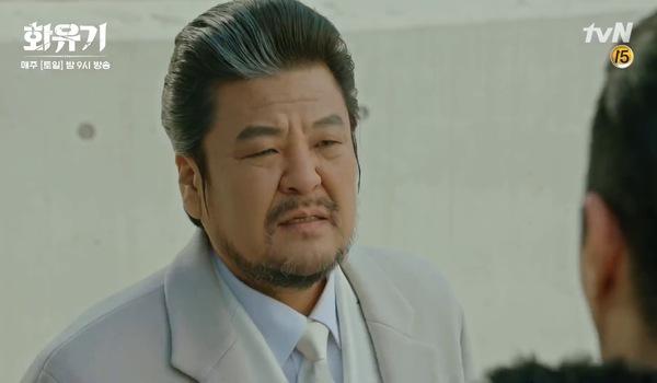 """Tập 17 """"Hoa Du Ký"""": Son Oh Gong chạm trán Kang Dae Sung"""