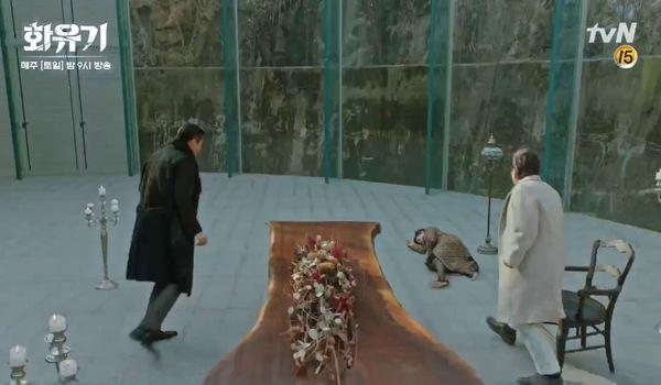 """Tập 17 """"Hoa Du Ký"""": Ma vương thẳng tay chém chết thư ký Ma"""