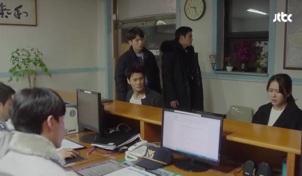 """Tập 7 """"Chị đẹp mua cơm ngon cho tôi"""": Chị đẹp Jin Ah thừa nhận Joon Hee là bạn trai mình"""