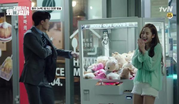 """Preview tập 6 """"Thư ký Kim sao thế?"""": Mi So phát hiện Young Joon chính là người đã cứu mình lúc bé"""