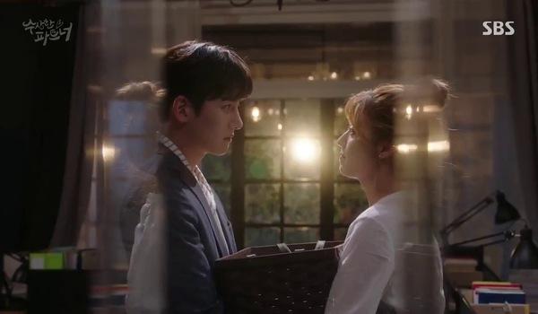 """""""Đối tác đáng ngờ"""": Cảnh """"giường chiếu"""" của Ji Chang Wook"""