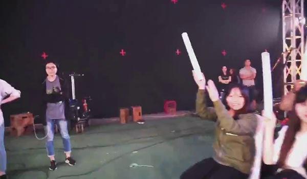 """Tập 3 hậu trường """"Sắc đẹp ngàn cân"""""""