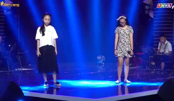 """""""Tuyệt đỉnh song ca nhí"""": """"Cây vỹ cầm"""" - Kiều Vy & Ánh Tuyết"""