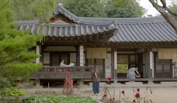 Hắc kỵ sĩ tập 4: Soo Ho phải lòng Hae Ra trong kiếp trước
