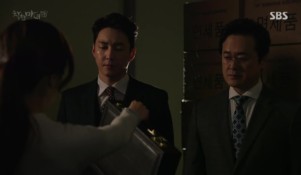 """""""Good Witch"""" tập 19 - 32: Woo Jin tới cứu Sun Hee"""