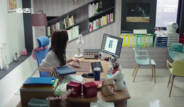 """""""Suits - Đấu trí"""" tập 2: Yeon Woo hội ngộ """"oan gia ngõ hẹp"""" ở văn phòng"""