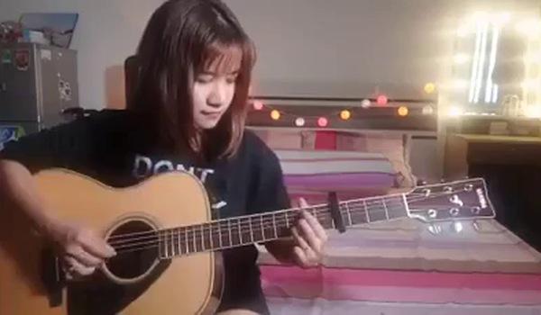 Một clip cover khác của Phương Dung