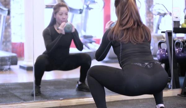 Huấn luyện viên chỉ ra 4 bài tập mông đùi tốt nhất, muốn mông cong sexy nhất định phải tập