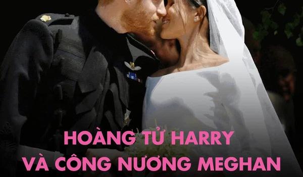 Hoàng tử Harry và Công nương Meghan chính thức về một nhà