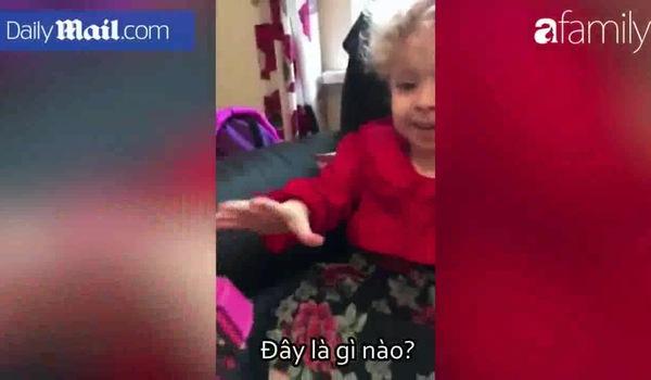 Cô bé 2 tuổi mê thời trang đến độ đọc vanh vách tên các thương hiệu và thần thái không chê vào đâu được