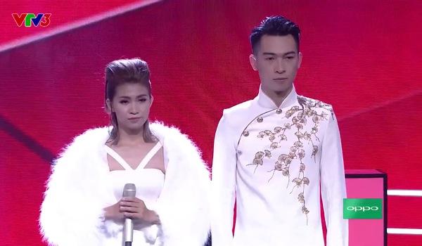 """""""The Voice 2017"""": Màn Đo Ván Minh Trí - Thanh Nga"""