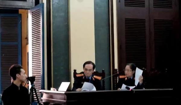 Lời khai của Nghĩa - Nga - Mỹ tại tòa