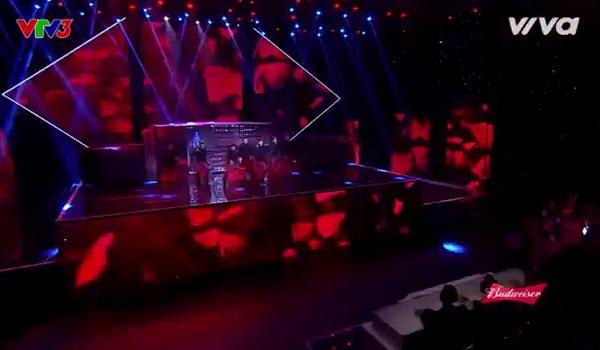 """Chung kết 1 """"The Remix 2017"""": S.T thể hiện ca khúc """"Buông"""""""