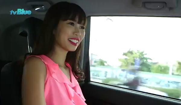 """Tập 3 """"Taxi Show"""": Hà Anh kể về chuyện tình """"đánh nhanh thắng nhanh"""" với chồng hiện tại"""