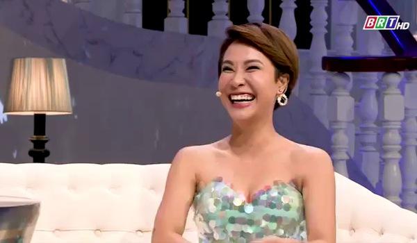 """Tập 12 """"Chuyện tối nay với thành"""": Uyên Linh thừa nhận Dũng Đà Lạt là mối tình sâu nặng nhất của cô"""