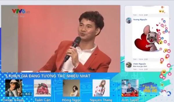 """Xuân Bắc hát """"Hoa trinh nữ"""" ở chương trình truyền hình """"Bữa trưa vui vẻ"""""""