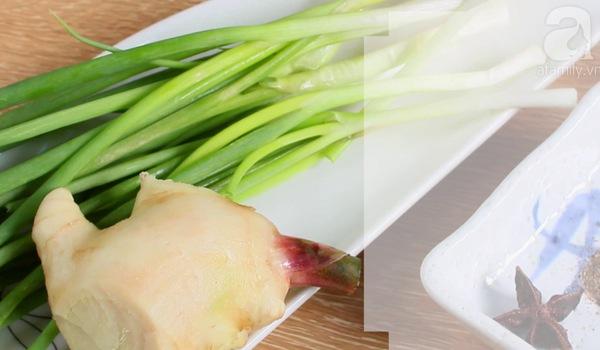 Cách làm thịt kho kiểu Hong Kong ngon