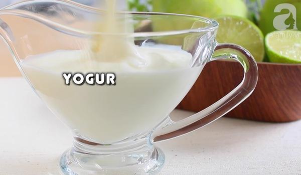 Cách làm sữa chua xoài