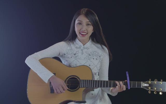 Miss International 2018 Việt Nam khoe giọng với hit HongKong1.
