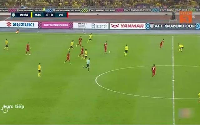 Highlights Malaysia 2-2 Việt Nam | Việt Nam chiếm lợi thế ở chung kết lượt về