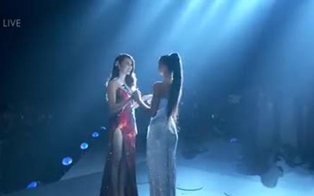 Giây phút đăng quang Miss Universe 2018 của người đẹp Philippines