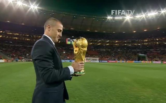 Chung kết World Cup 2010: Hà Lan 0-1 Tây Ban Nha
